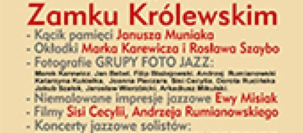 NOC MUZEÓW 2016. 3Noce w 1 Noc: 76,77,78wydarzenie Muzeum Jazzu