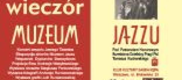Organizacja 80 urodzin Jerzego Tataraka,  6wydarzenie MuzeumJazzu