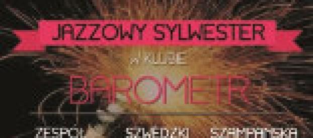 """Sylwester 2012 wklubie """"Barometr"""" wWarszawie, 8wydarzenie MuzeumJazzu"""