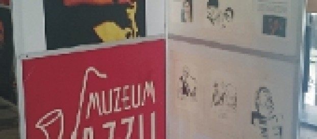 Międzynarodowe Warsztaty Jazzowe wPuławach,  65wystawa MuzeumJazzu