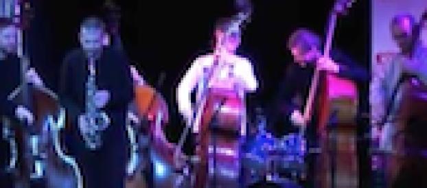 Koncert  na 6 kontrabasów dla Zbyszka Wegehaupta