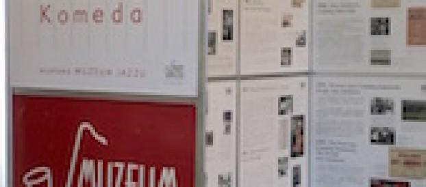 XI Festiwal Muzyki Filmowej K.Komedy, 115ekspozycja MuzeumJazzu