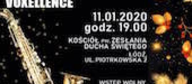 Jazz kolęda w Łodzi