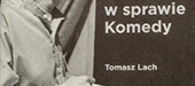 23. Komeda, Książki o Krzysztofie Komedzie