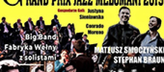 Jazz W Łodzi – Grand Prix Jazz Melomani 2020
