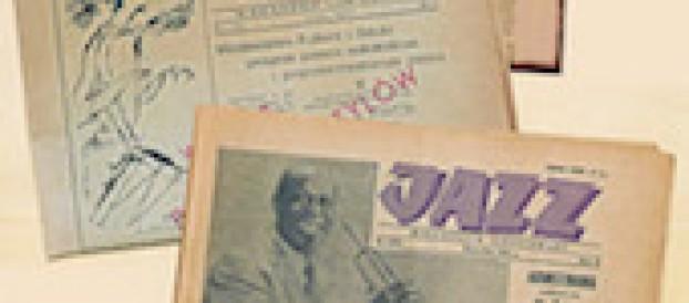 23 – 1956 WGdańskupowstaje miesięcznikJAZZ