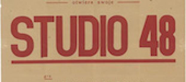 7. 1948. Polska YMCA Warszawa, Studio 48 Tyrmanda