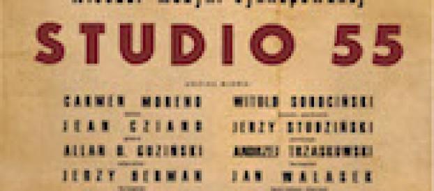 14 – 1955 Studio55 Leopolda Tyrmanda