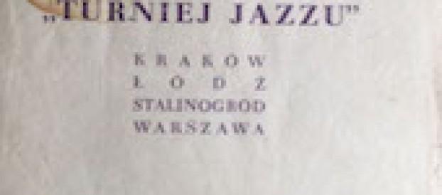 15 – 1955 TurniejJazzu, ZofiiLach