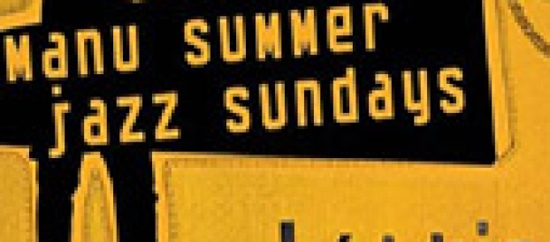 Manu Summer Jazz Sundays 2021 – Łódzkie Saxy