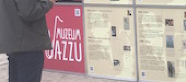 Tyrmand wWarszawie, 133wystawa MuzeumJazzu