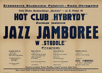 pierwsze Jazz Jamboree