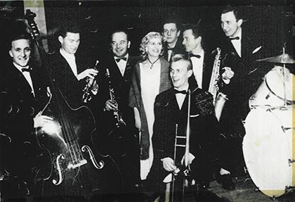 MELORYTM, 1955