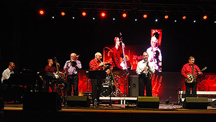 Old Timers na Zlotej Tarce w 2013 r