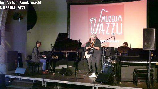 7 P1440145 Mateusz Pliniewicz Quartet