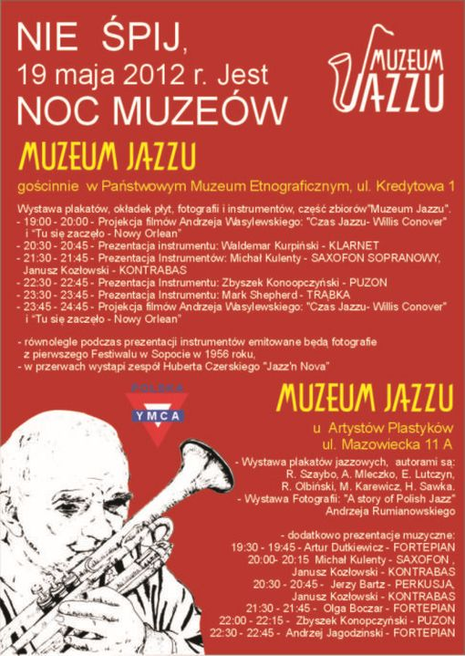 2 na 2 NOC muz 2012