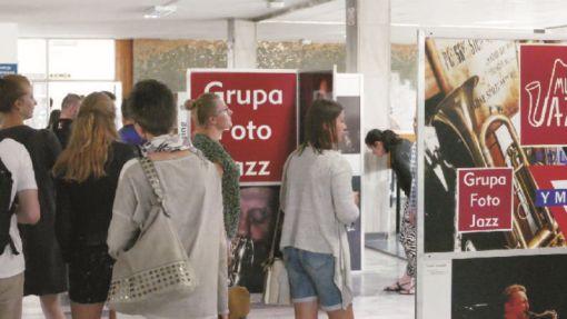25 wystawa GRUPY FOTO JAZZ