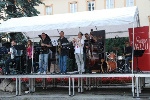 5 na 5 Big Band Bednarska (2) - fot A. Mikulski
